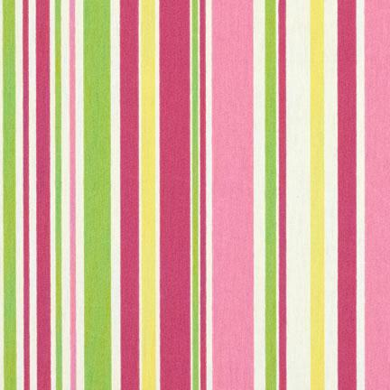 Walmart.com: The Rug Market Accent Striped Shell Black / Pink